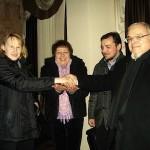 2010 Belarusia Polotsk cu Maria Makarenko