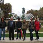 2012  cu studentii Paris