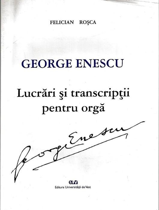 1. George Enescu