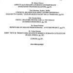 5. Studii de Imnologie Vol. III  Cuprins 3